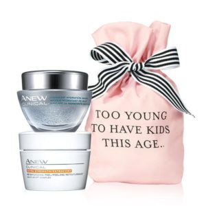 Anew Clinical Gift Bag 3-Piece Set