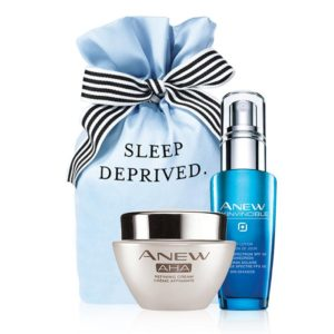 Anew Skinvincible & AHA Gift Bag 3-Piece Set