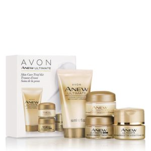 Anew Ultimate Skin Care Trial Kit
